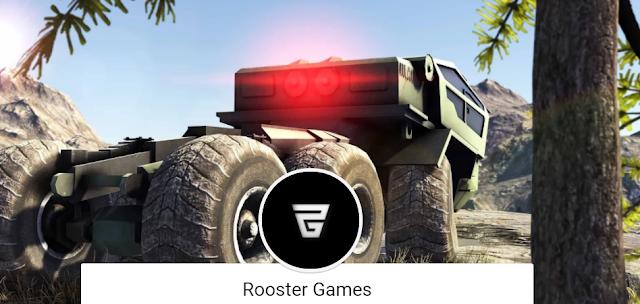 Koleksi Game Simulasi Mobil Keren dari Rooster Games (Versi Mod)