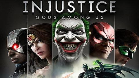 Injustice: Gods Among Us android Apk + Data