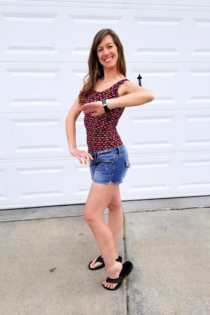 Dirty Dancing Pose