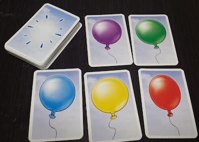 バルーンズ balloons 風船カード