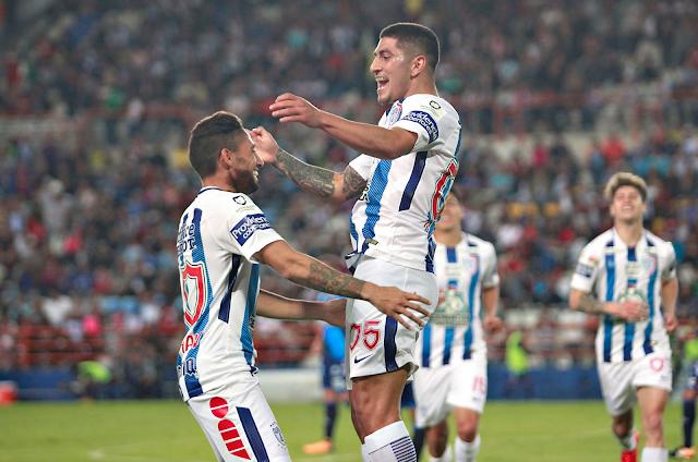 Pachuca venció 1-0 a Puebla