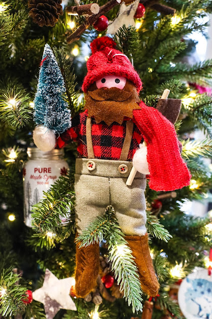 Canadian Tire Christmas Tree Decorations Ornaments Lumberjack