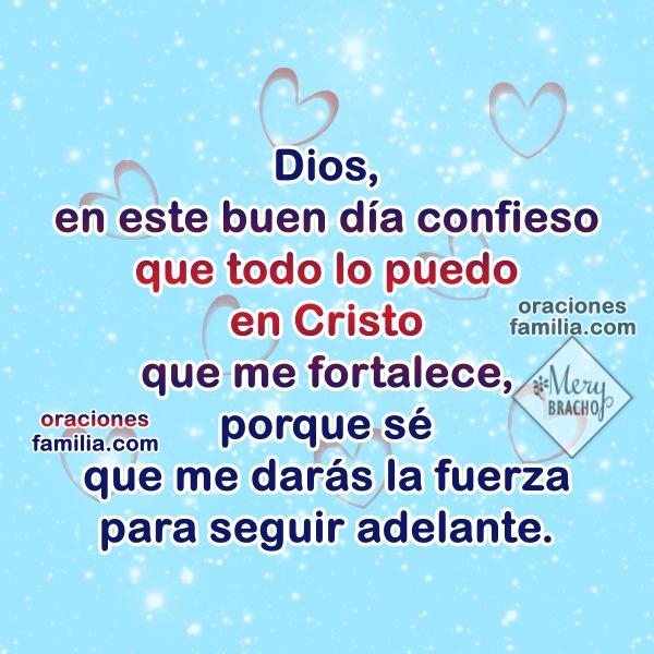 Lindas oraciones cortas de la mañana para decirlas al iniciar el día o durante el día de trabajo. Frases cristianas con oraciones por Mery Bracho.
