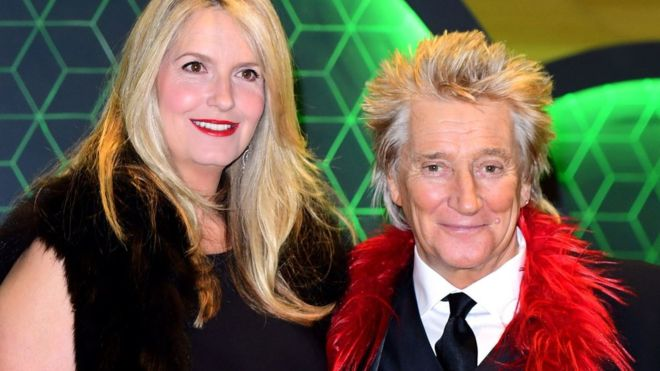 """Sir Rod Stewart  is """"in the clear' after cancer diagnosis"""