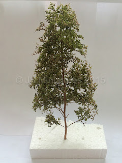 Seamoss Tree in 1/48th Scale