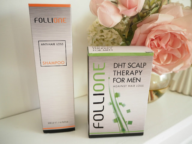 FolliOne Shampoo For Hair Growth / FolliOne DHT Scalp Therapy