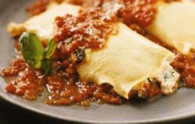 طريقة طبخ المعكرونة المانيكوتي الإيطالي