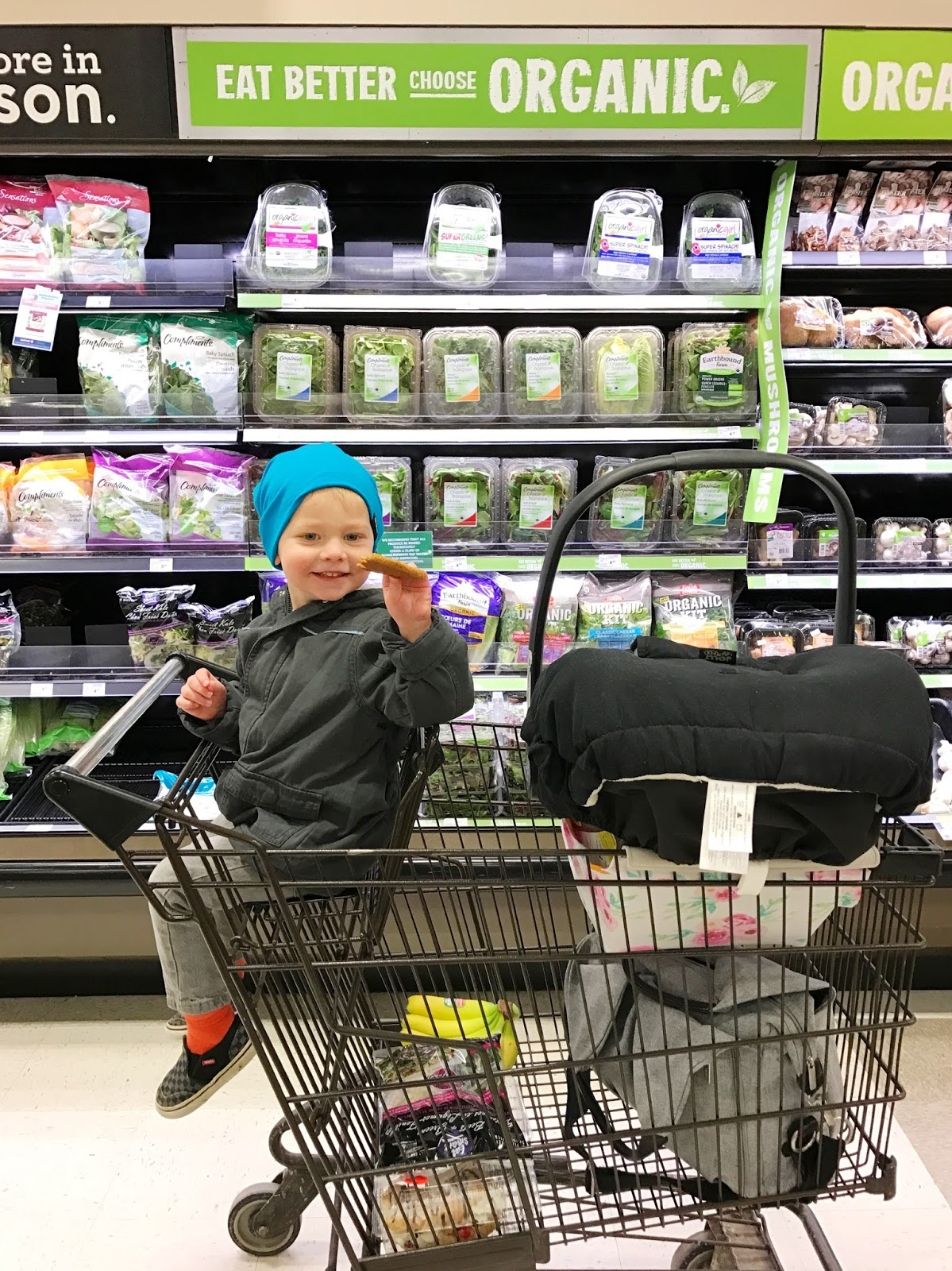 How To Make Shopping With Kids Easier