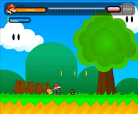 Here is #PaperMarioWorldFlash by #Lesjev! #MarioGames