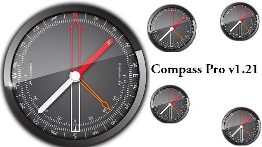 Compass Pro v1.21 Full Apk
