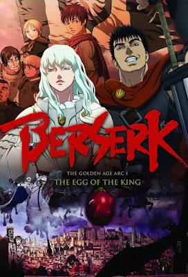 Berserk, Edad Dorada, Huevo del conquistador