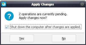 Gambar 8 - Easeus Partition Master Free