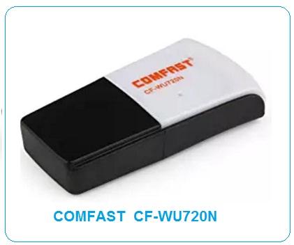 Usb wireless adapter driver comfast cf-wu720n 150mbps usb wireless.