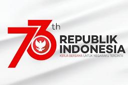 Puluhan Kata - Kata Motivasi Online Bertema Hari Kemerdekaan Indonesia ke 74 Tahun 2019