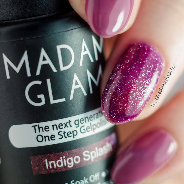 Madam Glam Chic Madame & Indigo Splash