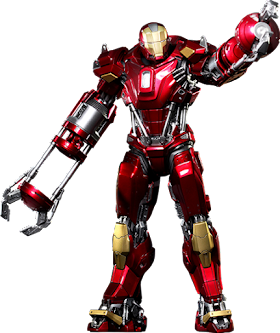 Homem de Ferro - Red Snapper - Mark 35