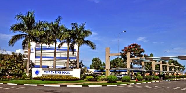VSIP 2 Bình Dương