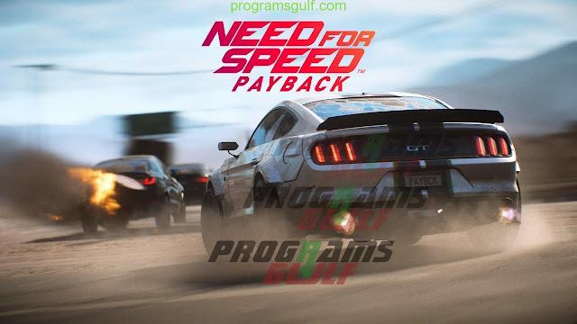 تحميل لعبة  سباق السيارات Need for speed payback حمل نسختك بسرعة مجانا من ميديا فاير