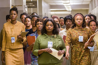 Octavia Spencer and Crystal Lee Brown in Hidden Figures