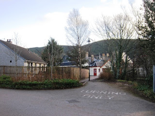 Old Ballater Train Station, Deeside walks