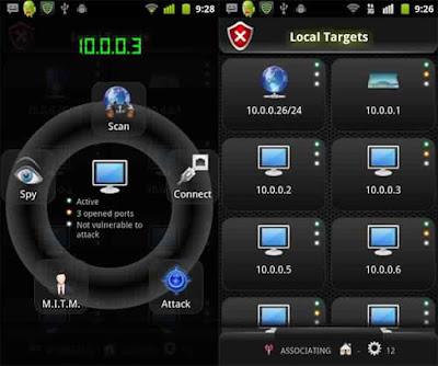 15+ أفضل تطبيقات وأدوات القرصنة للأندرويد 2016