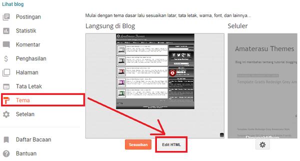 Tips tentang cara menghilangkan kode ?m=1 di akhiran URL blog ketika dibuka di browser seluler/mobile.