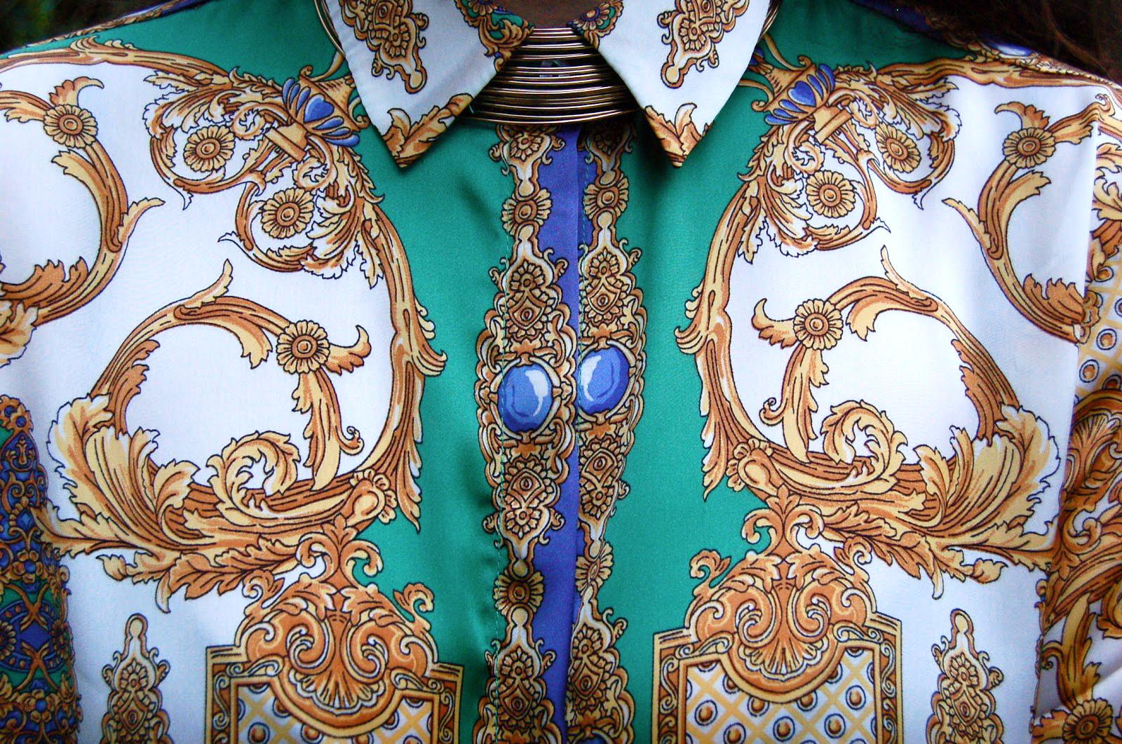baroque print wallpaper - photo #42