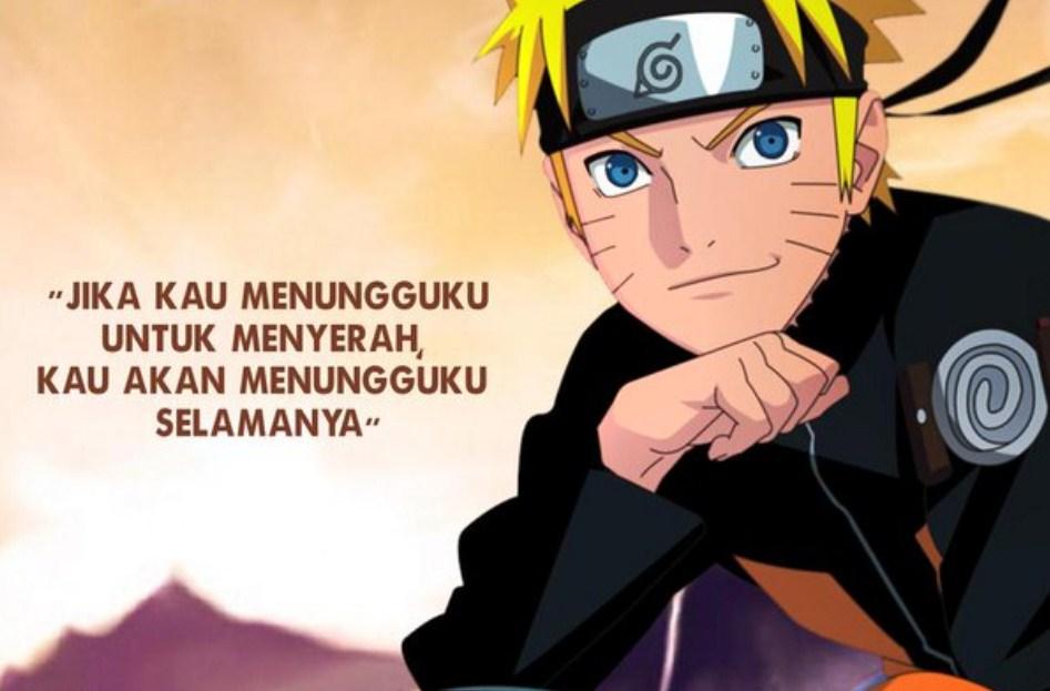 Kumpulan Kata Kata Bijak Dalam Manga Naruto Bedaunik
