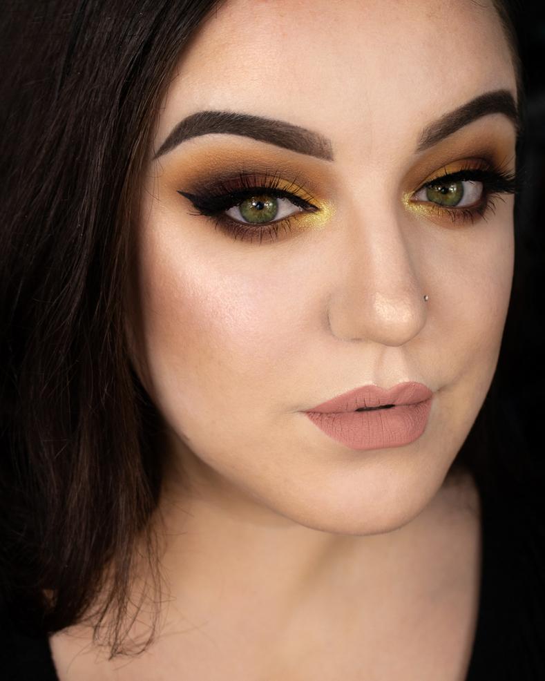 makijaż na jesień krok po kroku