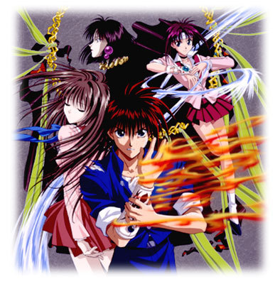 Flame Of Recca Ending Song