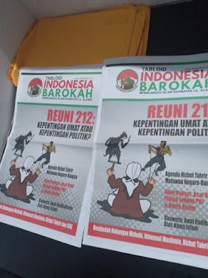 Sweeping Tabloid Indonesia Barokah, Bawaslu tak Temukan Peredarannya di Tebo