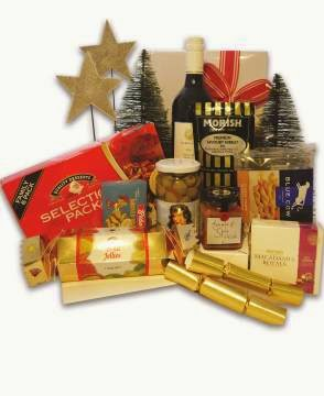 christmas hamper delivery perth
