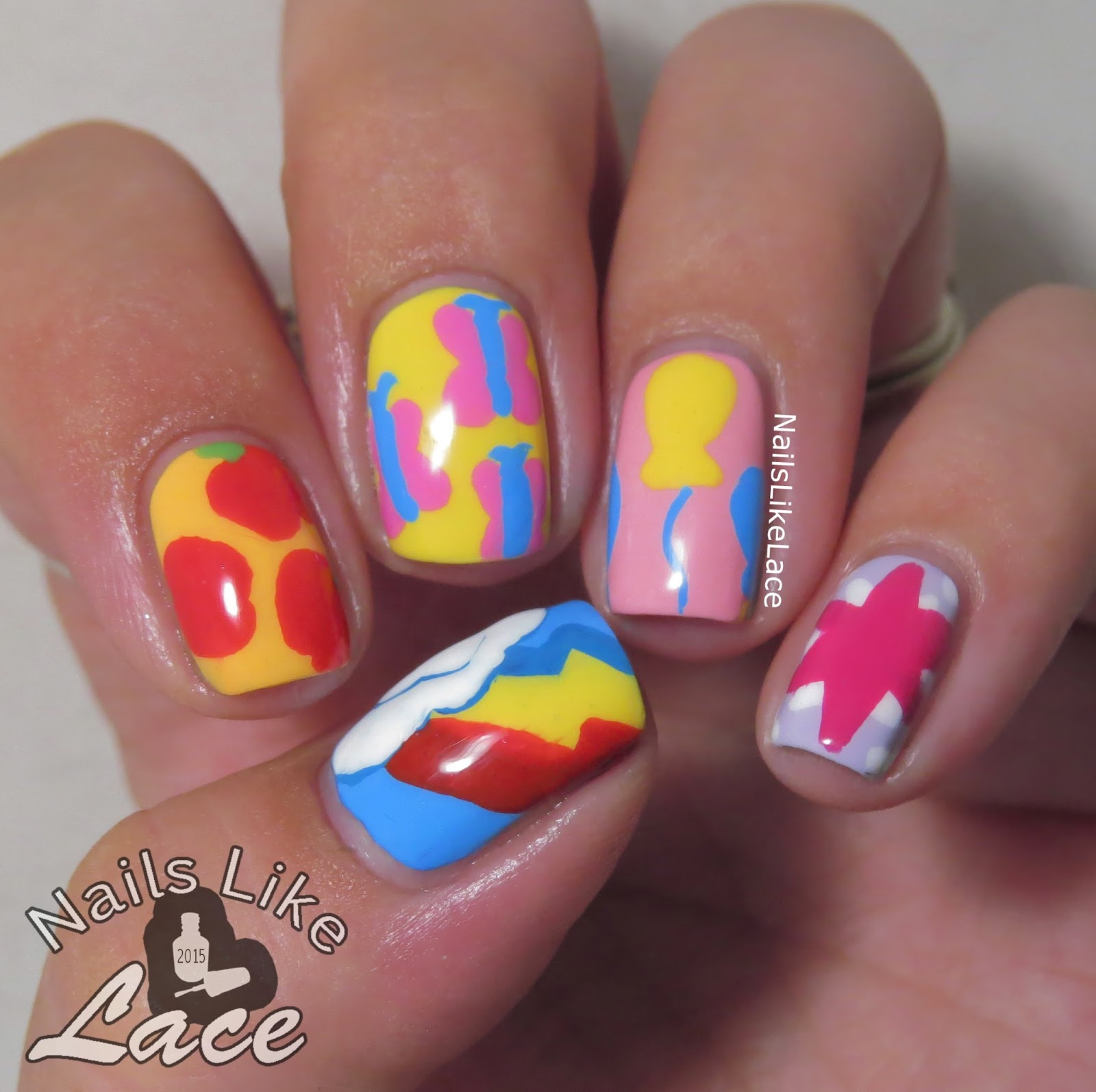 NailsLikeLace: My Little Pony Nails