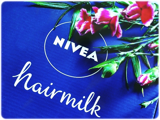 Nivea Hair Milk Shampoo Conditioner review