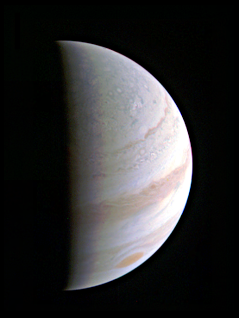 Juno successfully executed 36 orbital flybys of Jupiter today