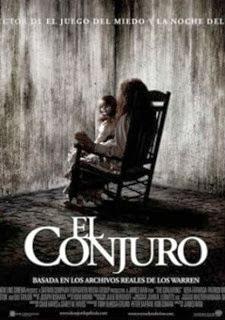 El Conjuro en Español Latino