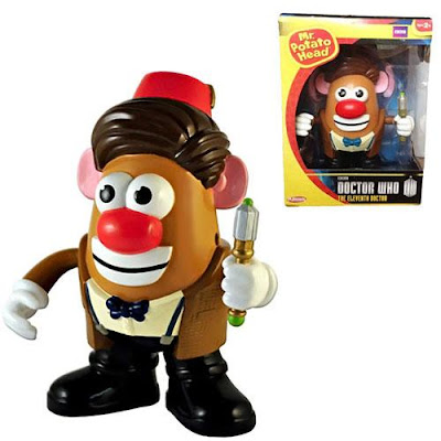 Doctor Who Mr. Potato Head is now available!