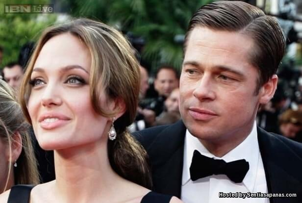 Anjelina Jolie dan Brad Pitt bercerai