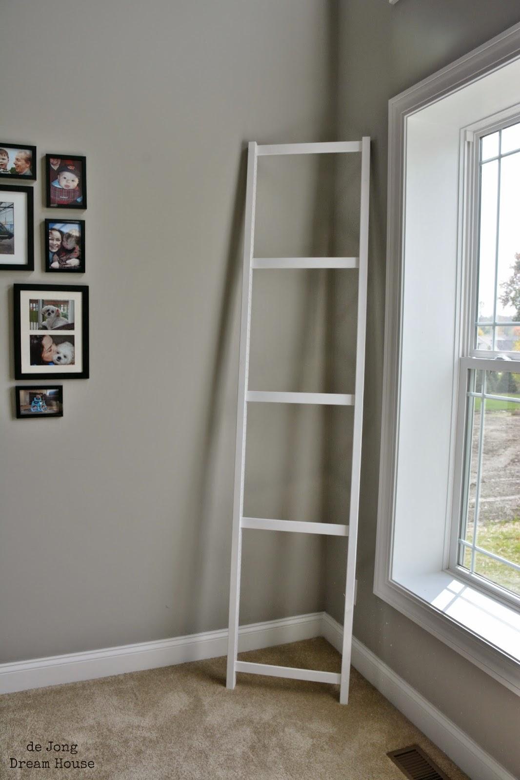 De Jong Dream House Ikea Quilt Ladder