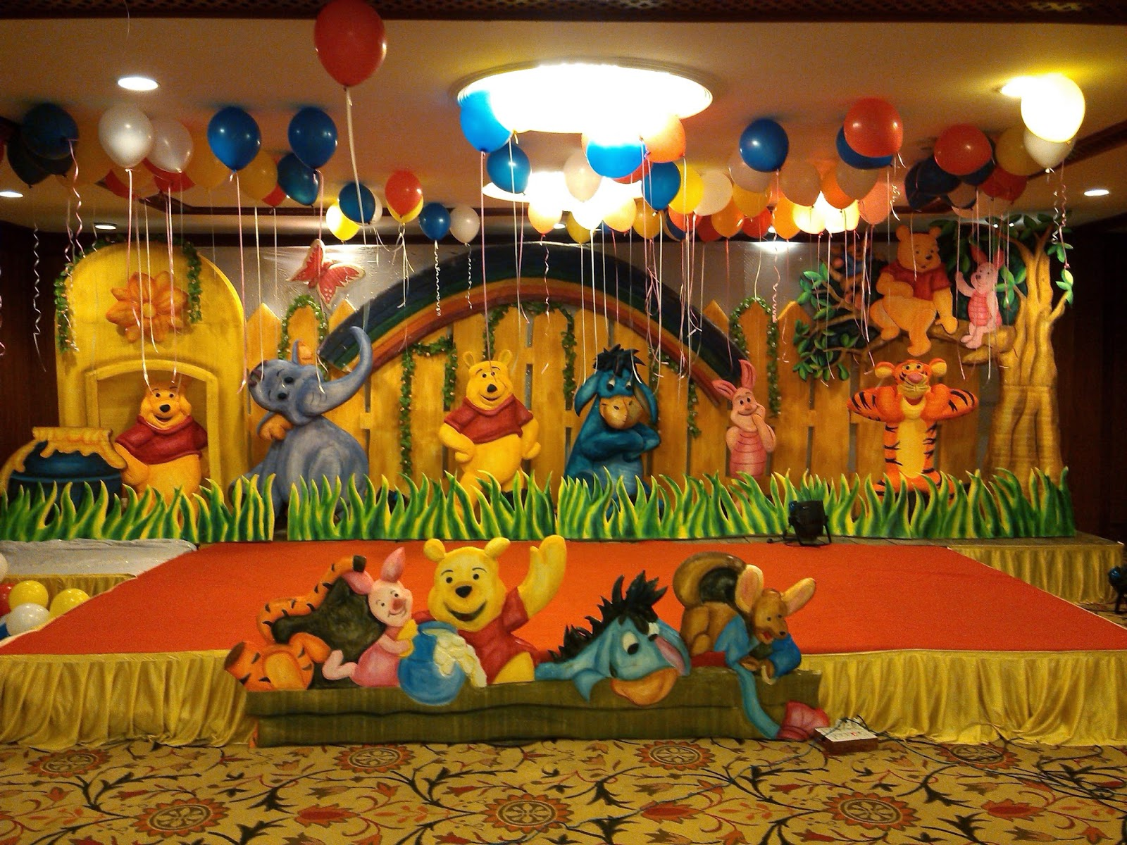 Balloon decorations hyderabad for Balloon decoration in hyderabad