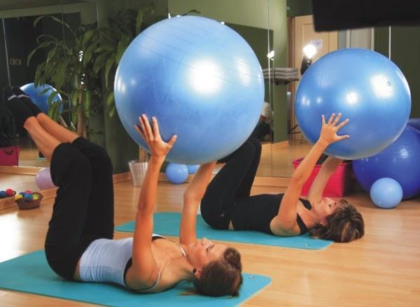 El material básico para practicar Pilates