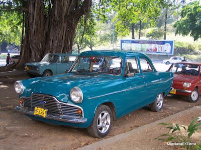 Vehículos de La Habana, Cuba