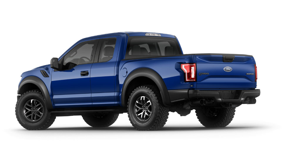 Ford Trailer Backup Assist >> 2017 Ford F-150 Raptor Configurator Is All We Ever Wanted | Carscoops