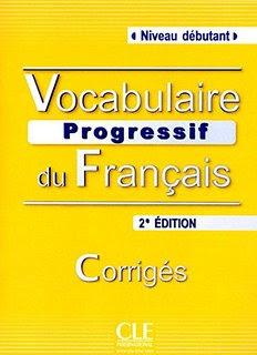Télécharger Livre Gratuit Vocabulaire progressif du français corrigés pdf