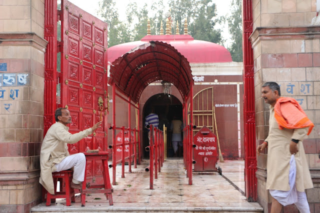 Singhasini Devi, Thawe Temple , Thawe, Gopalganj Bihar