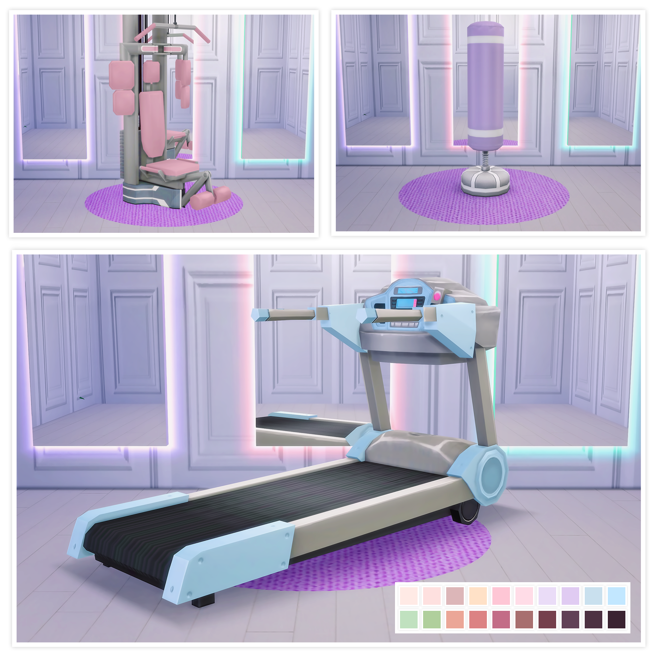 Simplystefi Gymtastic Recolours