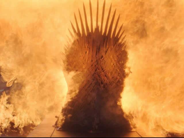 Screen episódio de Game of Thrones