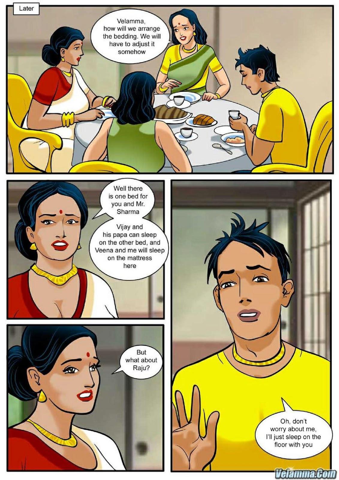 Velamma comics com