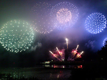長浜・北びわ湖大花火大会