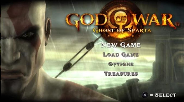 God of War Offline PPSSPP ISO for Android